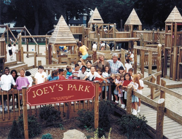 Joey's Park - Completed Construction