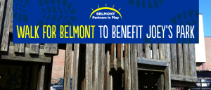Joey's Park - Supporting Restoration in Belmont MA